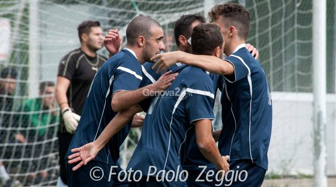 Ponte Carrega - Torriglia Prima Categoria Girone B