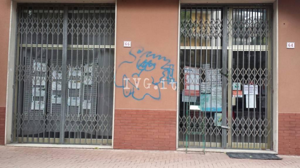 Raid vandalico a Borghetto
