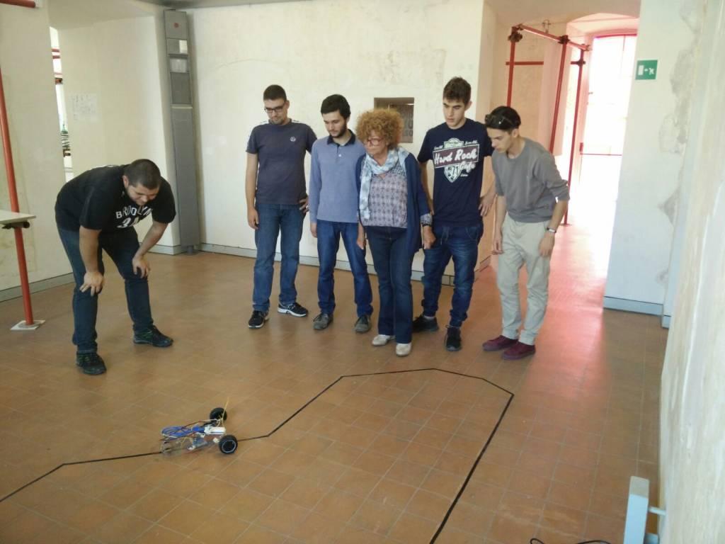 robot linefollower