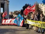 Sciopero dei lavoratori Energia e Petrolio