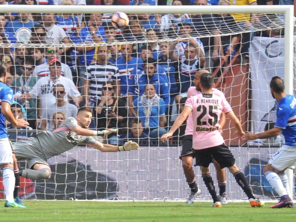 Serie A Sampdoria-Palermo