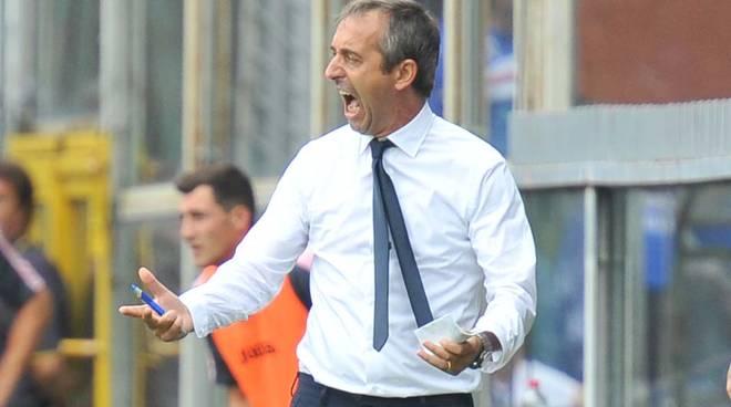 Sampdoria:Viviano salta il derby con il Genoa