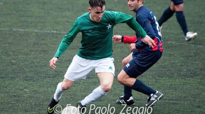Sestrese-Vado Campionato Eccellenza Liguria