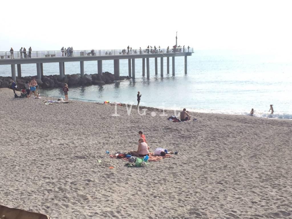 spiaggia ottobre