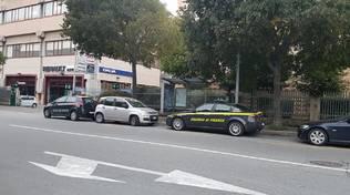 Terzo Valico, guardia di finanza e carabinieri nella sede del Cociv