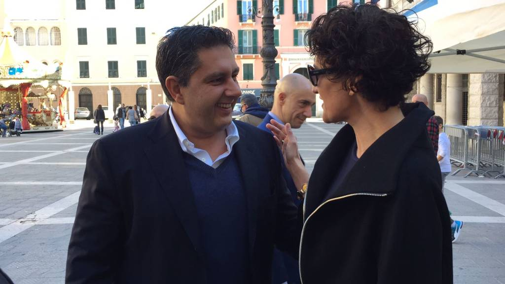 Toti a Savona per no al referendum costituzionale