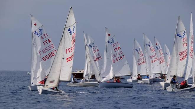 Trofeo Caffarena e Regata zonale Classe Laser 9 ottobre 2016