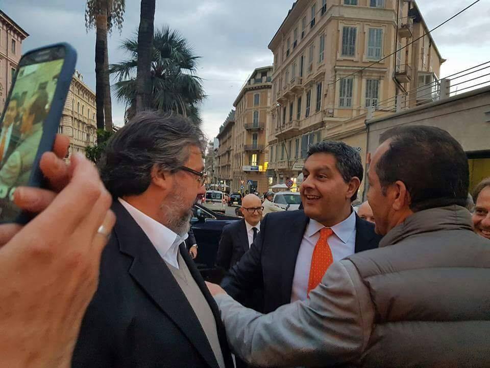 Vaccarezza Toti comitato No