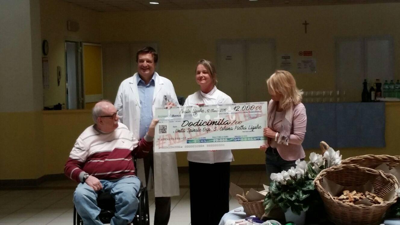 Milleamici donazione Unità spinale