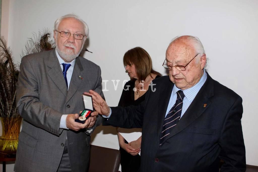 Pier Franco Quaglieni Lelio Speranza Premio Mauri Alassio