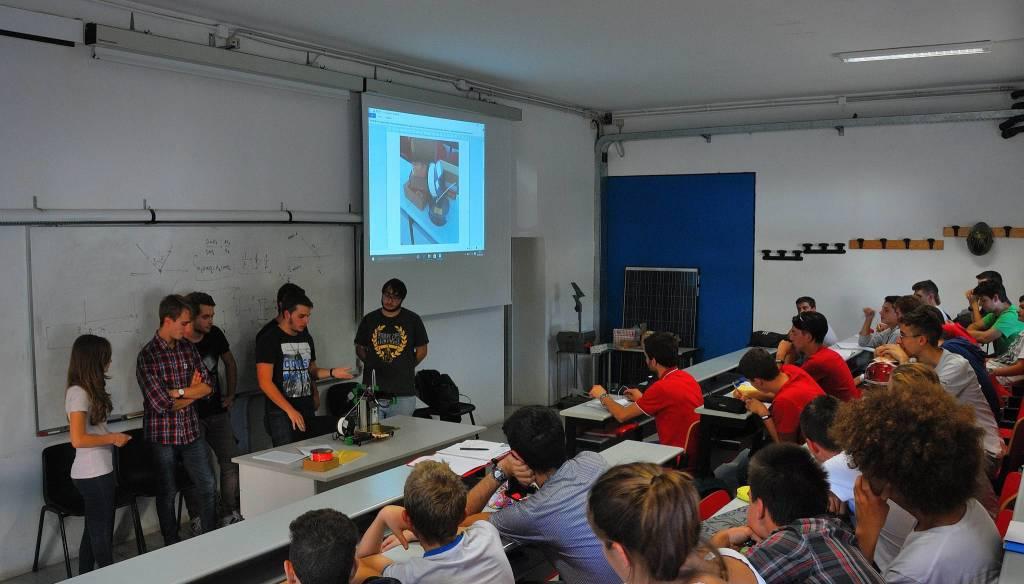 Giovani per la Scienza Campus Savona