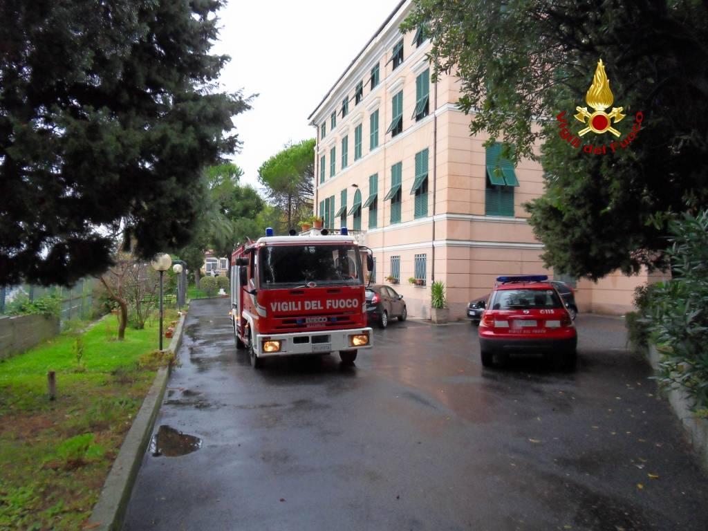 vigili del fuoco residenza protetta giosuè signori
