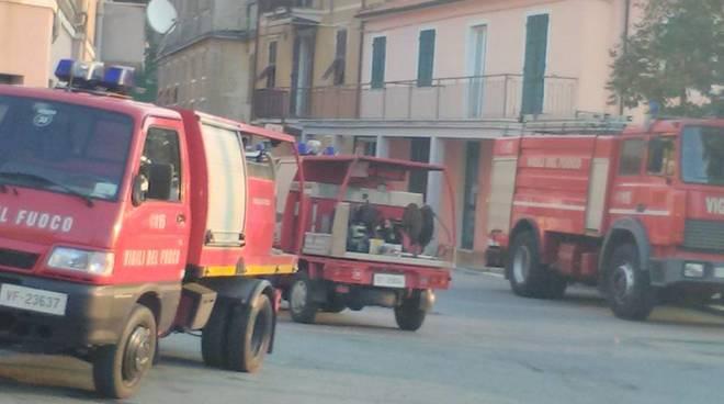 vigili del fuoco sciarborasca (sei di cogoleto se)