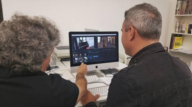 visual school montaggio video