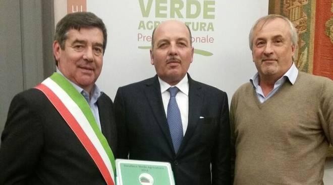 Albenga ottiene la Bandiera Verde di Cia-Agricoltori