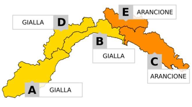 Maltempo, allerta meteo in Liguria e Toscana: temporali e nubifragi in arrivo