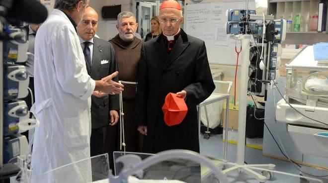 Ansaldo Energia e Rina donano un ventilatore neonatale al Gaslini
