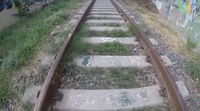 binario Fegino lettera ferrovie