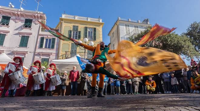 Borgo in festa celle ligure