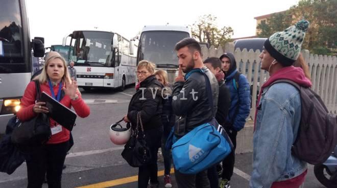 Sciopero dei treni a Napoli, disagi per 21 ore