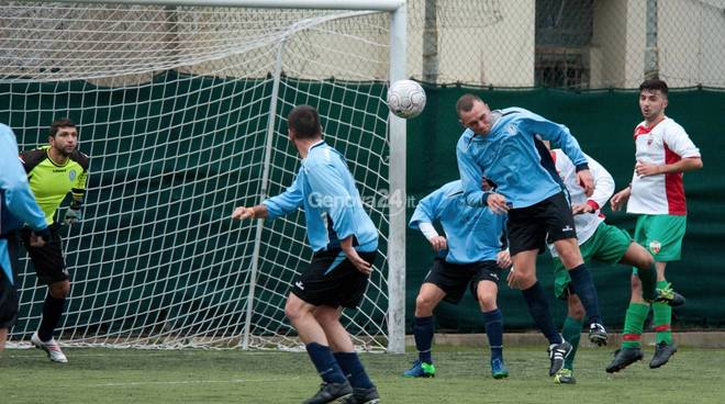Campi Vs Olimpic prima Categoria Girone B
