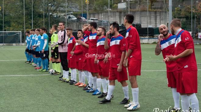 Campomorone San'Olcese Vs Pietra Ligure Promozione girone A
