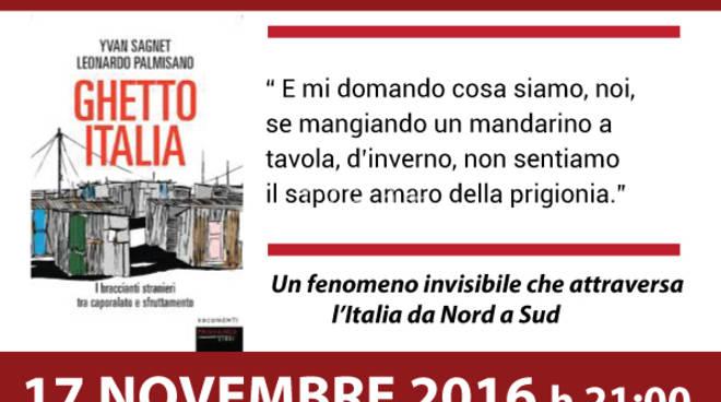 Non lasciamoci appiattire - Ghetto Italia