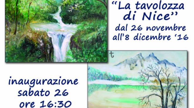 Mostra  personale d\'arte di Nice Piana