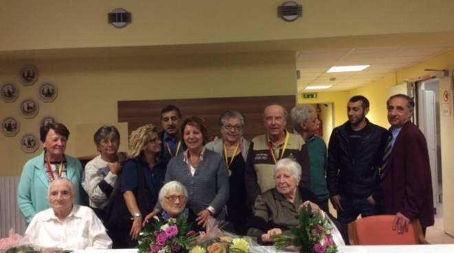 centenarie al Trincheri