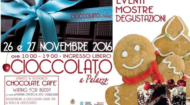 Cioccolato a Palazzo