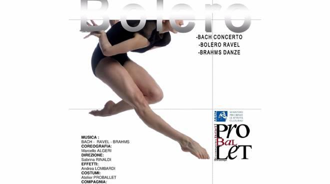 """Compagnia Ariston Pro Ballet in """"Bolero and More"""""""