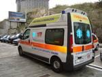 croce celeste san benigno ambulanza