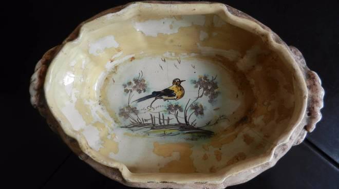 donazione museo ceramica