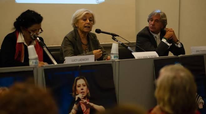 Giuliana Sgrena al Festival dell'Eccellenza al Femminile