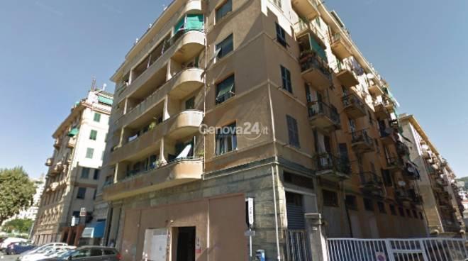 Gli edifici in cui si trovavano le case di prostituzione