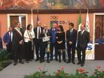I sindaci di Chiavari, Cogorno e Leivi ritirano il titolo Aces