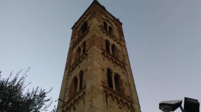 Il campanile di Gorra