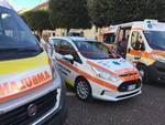 Il ministro Pinotti inaugura i nuovi mezzi di Pietra Soccorso