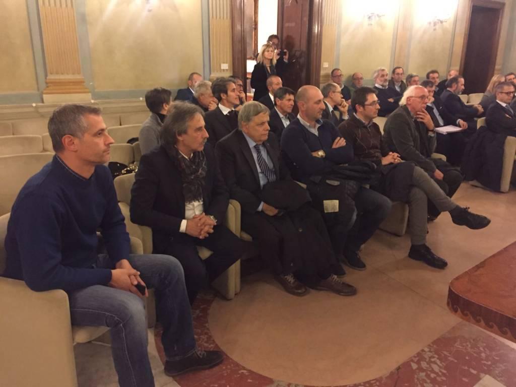 Il ministro Poletti a Savona