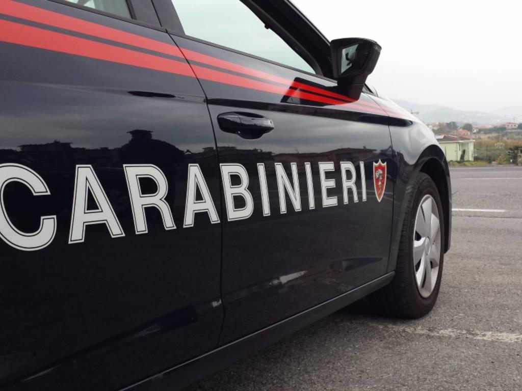 Il week-end di controlli dei carabinieri