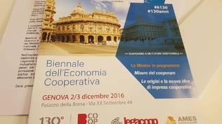 Legacoop, la Biennale dell'economia cooperativa