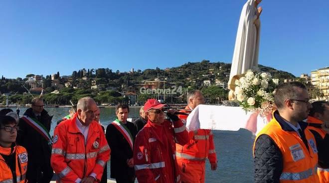 Madonna di Fatima a Rapallo