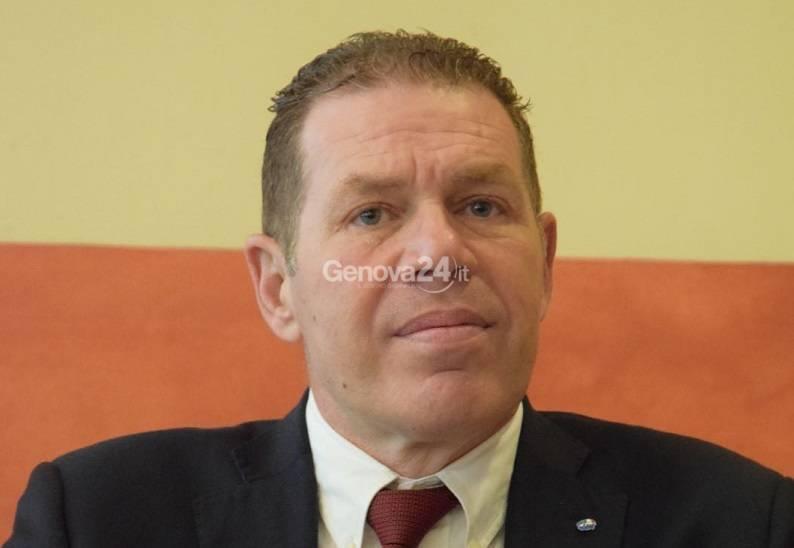 Mario Ghini, presidente regionale Uil