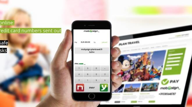 Mobysign pagamento cellulare