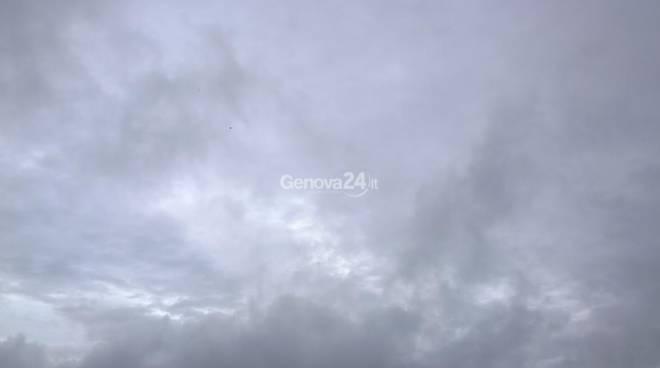 Nuvole, maltempo