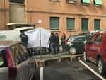 Omicidio suicidio a Cornigliano