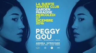 Peggy Gou alla Discoteca La Suerte di Laigueglia