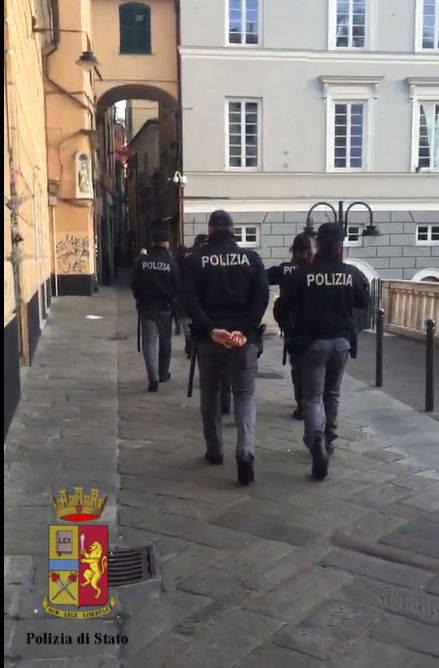 polizia pattuglione