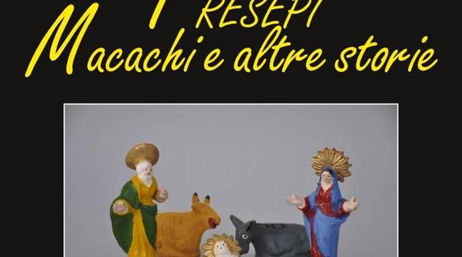 Presepi Macachi e altre storie Albissola Marina