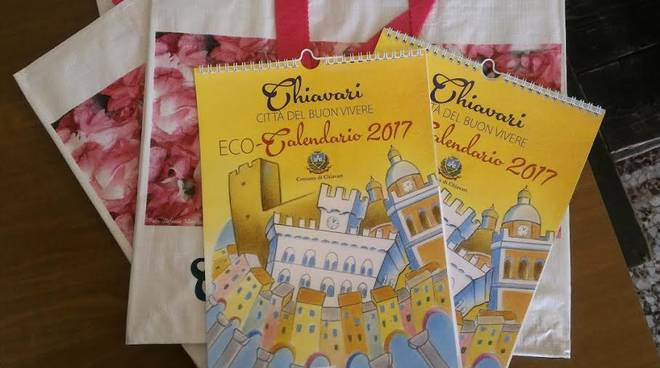 Raccolta differenziata: eco calendario a Chiavari